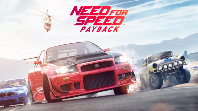 Need For Speed Payback Review – Κυκλοφορεί για PS4, Xbox One, PC